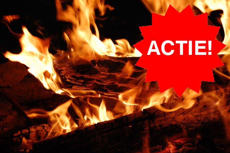 vuur actie